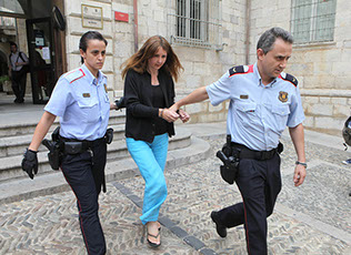 Lianne Smith Murder Trial in Girona, Spain